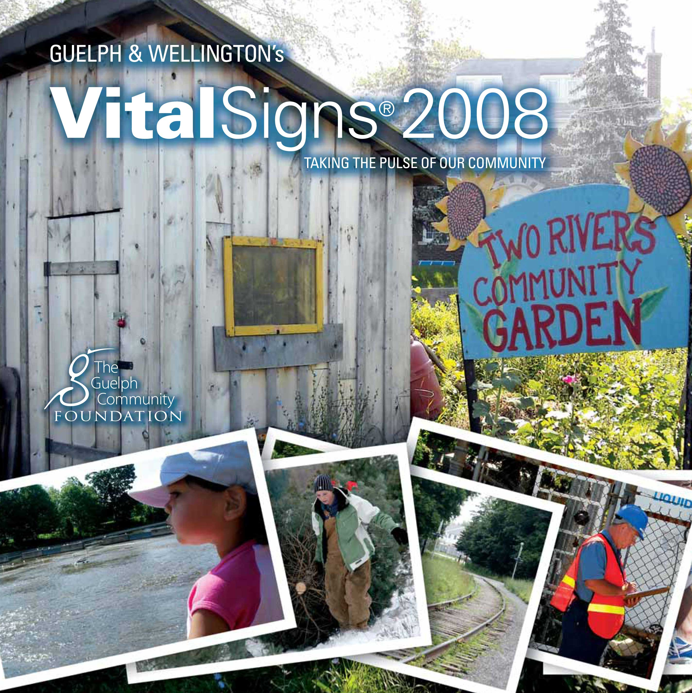Guelph & Wellington's Vital Signs 2008